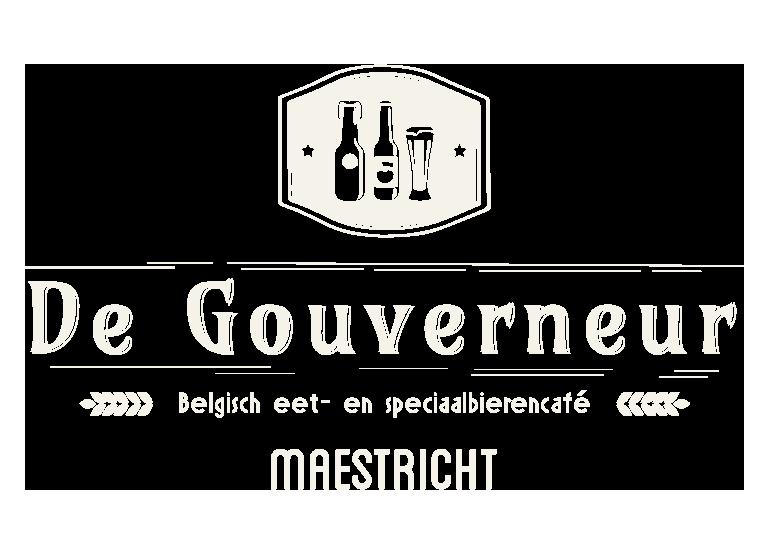 Logo van De Gouverneur Maastricht - Belgisch eet- en speciaalbiercafe