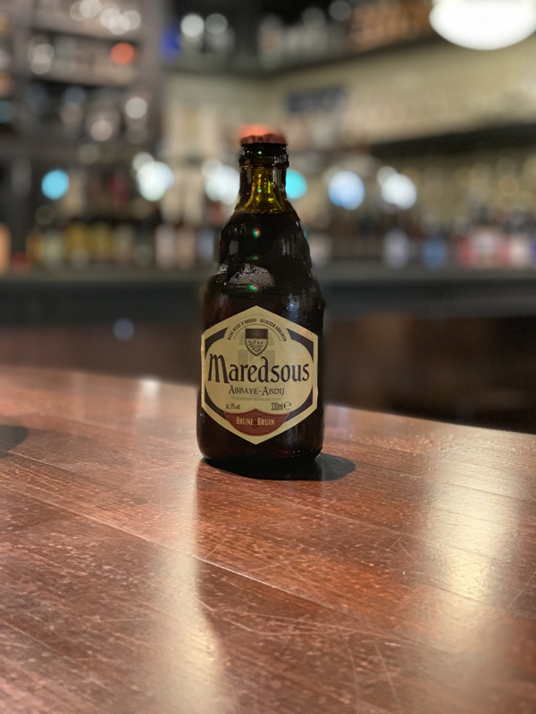 Maredsous Bruin